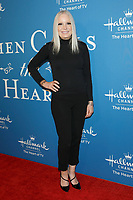 LOS ANGELES - FEB 11:  Michelle Vicary at the 'When Calls the Heart' TV show season 7 premiere at the Beverly Wilshire Hotel on February 11, 2020 in Beverly Hills, CA