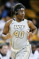 March 3, 2011: Central Florida forward Leah Paige (40) during first half womens Conference USA NCAA basketball game action between the Memphis Lady Tigers and the Central Florida Knights at the UCF Arena Orlando, Fl.
