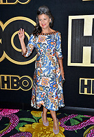 LOS ANGELES, CA. September 17, 2018: Tracey Ullman at The HBO Emmy Party at the Pacific Design Centre.<br /> Picture: Paul Smith/Featureflash
