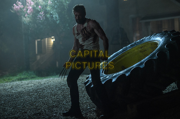 Logan (2017) <br /> Hugh Jackman  <br /> *Filmstill - Editorial Use Only*<br /> CAP/KFS<br /> Image supplied by Capital Pictures