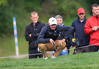Paul Peterson (USA) on the 2nd during Round 4 of the D+D Real Czech Masters at the Albatross Golf Resort, Prague, Czech Rep. 03/09/2017<br /> Picture: Golffile | Thos Caffrey<br /> <br /> <br /> All photo usage must carry mandatory copyright credit     (&copy; Golffile | Thos Caffrey)
