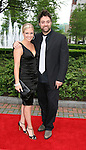 ATWT's Terri Colombino and hubby Artie at the Gala Awards Ceremony of the 2008 Hoboken International Film Festival which concluded  with Billy Dee Williams being presented the Lifetime Achievement Award and then nominees and winners were announced on June 5, 2008 at Pier A Park, Hoboken, New Jersey.  (Photo by Sue Coflin/Max Photos)
