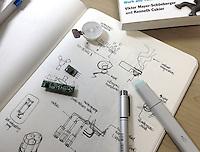 Sketch Book of Ideas