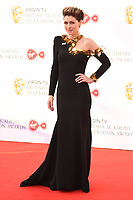 Emma Willis arriving for the BAFTA TV Awards 2018 at the Royal Festival Hall, London, UK. <br /> 13 May  2018<br /> Picture: Steve Vas/Featureflash/SilverHub 0208 004 5359 sales@silverhubmedia.com