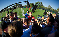 USMNT Practice, Thursday, Oct 10, 2013