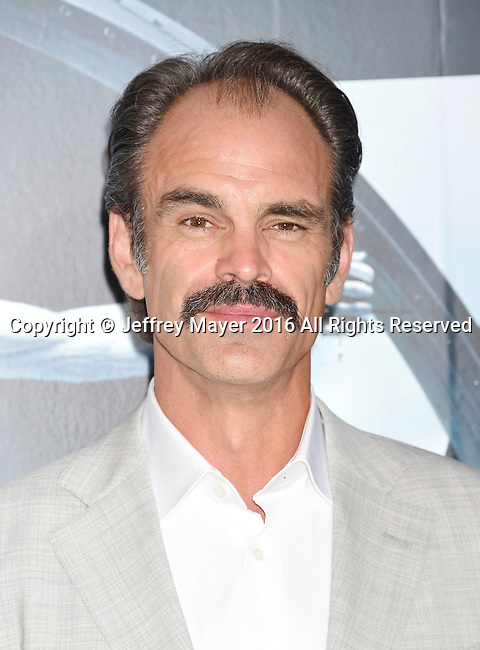 HOLLYWOOD, CA - SEPTEMBER 28: Actor Steven Ogg attends the premiere of HBO's 'Westworld' at TCL Chinese Theater on September 28, 2016 in Hollywood, California.