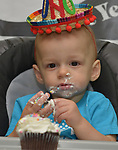 Karmeron First Birthday