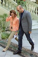 MADRI, ESPANHA, 08 AGOSTO DE 2012 - SESSAO DE FOTOS OS MERCENARIOS 2 -  O ator britanico Jason Statham durante sessao de fotos do filme Os Mercenarios 2 no Hotel Hitz em Madri na capital da Espanha, nesta quarta-feira, 08. (FOTO: CESAR CEBOLLA / ALFAQUI / BRAZIL PHOTO PRESS).