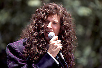 Howard Stern Filming Private Parts Movie<br /> 1996 NYC by Jonathan Green