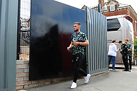 Matt Grimes of Swansea City arrives for the pre season friendly match between Exeter City and Swansea City at St James Park in Exeter, England, UK. Saturday, 20 July 2019