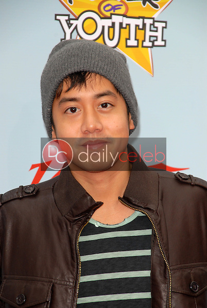 """Allen Evangelista<br /> at Variety's 3rd Annual """"Power of Youth,"""" Paramount Studios, Hollywood, CA. 12-05-09<br /> David Edwards/DailyCeleb.com 818-249-4998"""