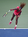 Serena Williams (USA) Defeats Sloane Stephens (USA) 6-4, 6-1