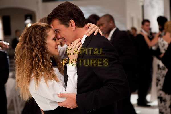 Sex and the City 2 (2010) <br /> Sarah Jessica Parker &amp; Chris Noth<br /> *Filmstill - Editorial Use Only*<br /> CAP/MFS<br /> Image supplied by Capital Pictures