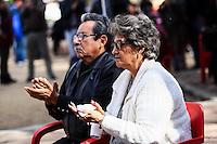 Gila River Basket Dancers and Singers.<br /> Segundo d&iacute;a de actividades del Festival Alfonso Ortiz Tirado (FAOT2017)<br /> Alamos ,Sonora, Mexico<br /> &copy;Foto: Luis Gutierrrez