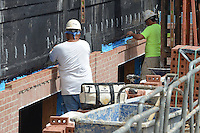 2012 08-21 CCSU New Academic / Office Building Construction Progress Photos | 11th Progress Shoot