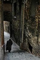 Sienna passage, Sienna, Italy.