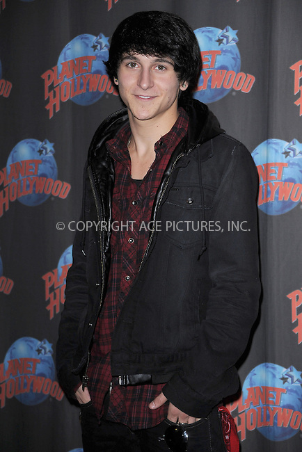 WWW.ACEPIXS.COM . . . . . .October 12, 2010, New York City...Micthel Musso promotes his new album, Brainstorm, with a fan appreciation Party at Planet Hollywood Times Square on October 12, 2010 in New York City....Please byline: KRISTIN CALLAHAN - ACEPIXS.COM.. . . . . . ..Ace Pictures, Inc: ..tel: (212) 243 8787 or (646) 769 0430..e-mail: info@acepixs.com..web: http://www.acepixs.com .