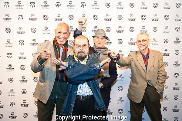 Claudio Francisco Cunha, IFFR 2012, Inacio Araujo, International Film Festival Rotterdam, Joao Silverio Trevisan, Jose Mojica Marins, Premiere, TIGERWALL, photo by Nichon Glerum Copyright and ownership by photographer. FOR IFFR USE ONLY. Not to be (re-)distributed in any form. Copyright and ownership by photographer. FOR IFFR USE ONLY. Not to be (re-)distributed in any form.