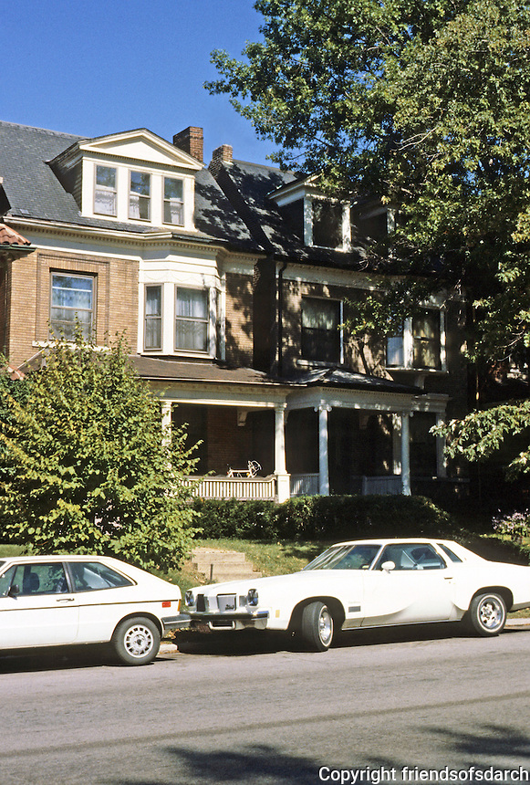 St. Louis: House, McPherson. Photo '78.