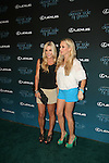 Tinsley Mortimer and Dabney Mercer attend The Darker Side of Green debate series moderated by Tracey Morgan at the The Bowery Hotel, NY 7/27/10