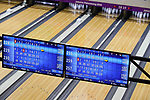 General view, <br /> AUGUST 23, 2018 - Bowling : <br /> Men's Trios Block 2 <br /> at Jakabaring Sport Center Bowling Center <br /> during the 2018 Jakarta Palembang Asian Games <br /> in Palembang, Indonesia. <br /> (Photo by Yohei Osada/AFLO SPORT)