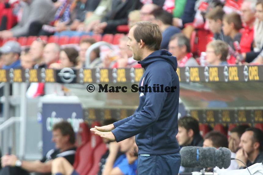 Trainer Thomas Tuchel (Mainz) - 1. FSV Mainz 05 vs. Eintracht Braunschweig, Coface Arena, 10. Spieltag