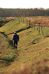 Pennsylvania Dutch man walks in field Commonwealth of Pennsylvania, Keystone state, Thirteen Colonies, Fine Art Photography by Ron Bennett, Fine Art, Fine Art photography, Art Photography, Copyright RonBennettPhotography.com © Fine Art Photography by Ron Bennett, Fine Art, Fine Art photography, Art Photography, Copyright RonBennettPhotography.com ©