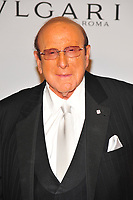 NEW YOKR, NY - NOVEMBER 7: Clive Davis at The Elton John AIDS Foundation's Annual Fall Gala at the Cathedral of St. John the Divine on November 7, 2017 in New York City. Credit:John Palmer/MediaPunch /NortePhoto.com