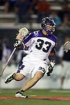 San Francisco Dragons vs Los Angeles Riptide.Lebard Stadium, Orange Coast College,Huntington Beach, California.Bill McGlone (# 33).506P0791.JPG.CREDIT: Dirk Dewachter