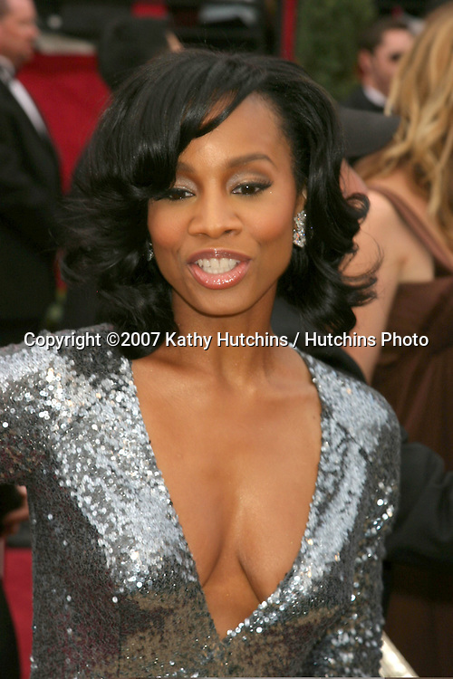 Anika Noni Rose.79th Annual Academy Awards.Kodak Theater .Hollywood & Highland.Hollywood, CA.February 25, 2007.©2007 Kathy Hutchins / Hutchins Photo....