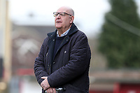 Dagenham manager John Still during Dagenham & Redbridge vs Tranmere Rovers, Vanarama National League Football at the Chigwell Construction Stadium on 10th March 2018