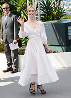Elle Fanning at the photocall for &quot;The Beguiled&quot; at the 70th Festival de Cannes, Cannes, France. 24 May 2017<br /> Picture: Paul Smith/Featureflash/SilverHub 0208 004 5359 sales@silverhubmedia.com