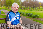 77 year-old Tony Buckley from Listowel says you're never too old to take up running.