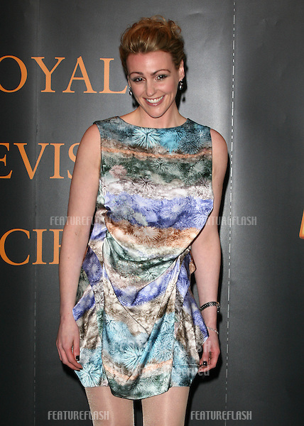 Suranne Jones arriving at the Royal Television Society (RTS) Awards, Grosvenor House Hotel, London.  16/03/2010  Picture by:  Alexandra Glen / Featureflash