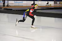 SPEEDSKATING: CALGARY: Olympic Oval, 25-02-2017, ISU World Sprint Championships, 500m Ladies, Alexandra Ianculescu (ROU), ©photo Martin de Jong