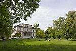 West Switzerland Genève Villa Moynier - 10.05.2017 | usage worldwide