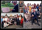 Charles Haughey opens the Ceardlann na Coilte in Dingle in 1990.<br /> Picture: Don MacMonagle - macmonagle archive<br /> e: info@macmonagle.com