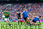 Paul Murphy Kerry in action against Ciaran Kilkenny Dublin at the National League Final in Croke Park on Sunday.
