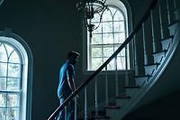 The Killing of a Sacred Deer (2017) <br /> Colin Farrell<br /> *Filmstill - Editorial Use Only*<br /> CAP/KFS<br /> Image supplied by Capital Pictures