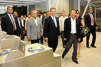 Presidente Fernández supervisa trabajos segunda línea del Metro de Santo Domingo