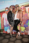 Lauren Wood and Model Dani Seitz Attend Sunglass Hut Electric Summer Campaign Kick-Off‏ Held at Industry Kitchen