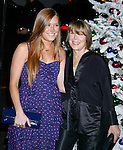 "HOLLYWOOD, CA. - November 20: Actress Sissy Spacek (R) and daughter Joya arrive at the World Premiere of ""Four Christmases"" held at the Grauman's Chinese Theatre on November 20, 2008 in Hollywood, California."