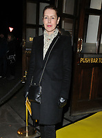 Gina McKee at the &quot;Glengarry Glen Ross&quot; press night, Playhouse Theatre, Northumberland Avenue, London, England, UK, on Thursday 09 November 2017.<br /> CAP/CAN<br /> &copy;CAN/Capital Pictures