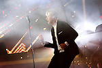 Singer John Newman during the gala of '40 Principales Awards 2013'.December 12,2013. (ALTERPHOTOS/Acero)