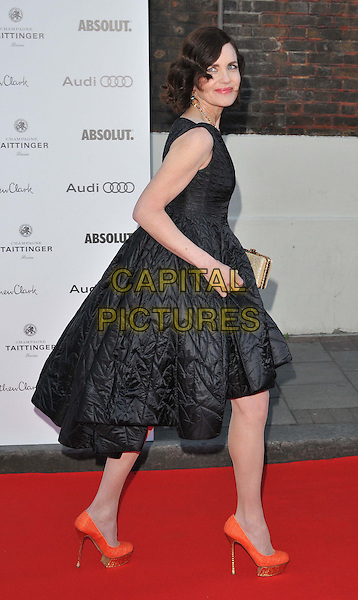 LONDON, ENGLAND - APRIL 19: Elizabeth McGovern attends the Gala Celebration in Honour of Kevin Spacey, The Old Vic theatre, The Cut, on Sunday April 19, 2015 in London, England, UK. <br /> CAP/CAN<br /> &copy;Can Nguyen/Capital Pictures
