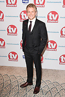 George Rainsford at the TV Choice Awards 2017 at The Dorchester Hotel, London, UK. <br /> 04 September  2017<br /> Picture: Steve Vas/Featureflash/SilverHub 0208 004 5359 sales@silverhubmedia.com