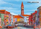 Marcello, LANDSCAPES, LANDSCHAFTEN, PAISAJES, paintings+++++,ITMCEDC1112A,#L#, EVERYDAY
