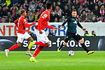 04.11.2018, Opel-Arena, Mainz, GER, 1 FBL, 1. FSV Mainz 05 vs SV Werder Bremen, <br /> <br /> DFL REGULATIONS PROHIBIT ANY USE OF PHOTOGRAPHS AS IMAGE SEQUENCES AND/OR QUASI-VIDEO.<br /> <br /> im Bild: Philipp Bargfrede (#44, SV Werder Bremen)<br /> <br /> Foto &copy; nordphoto / Fabisch