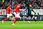 04.11.2018, Opel-Arena, Mainz, GER, 1 FBL, 1. FSV Mainz 05 vs SV Werder Bremen, <br /> <br /> DFL REGULATIONS PROHIBIT ANY USE OF PHOTOGRAPHS AS IMAGE SEQUENCES AND/OR QUASI-VIDEO.<br /> <br /> im Bild: Philipp Bargfrede (#44, SV Werder Bremen)<br /> <br /> Foto © nordphoto / Fabisch