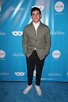 LOS ANGELES, CA - OCTOBER 27: Sam Lerner, at UNICEF Next Generation Masquerade Ball Los Angeles 2017 At Clifton's Republic in Los Angeles, California on October 27, 2017. Credit: Faye Sadou/MediaPunch /NortePhoto.com